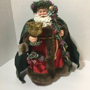 "Dept 56 Possible Dreams Santa ""Wassail"""